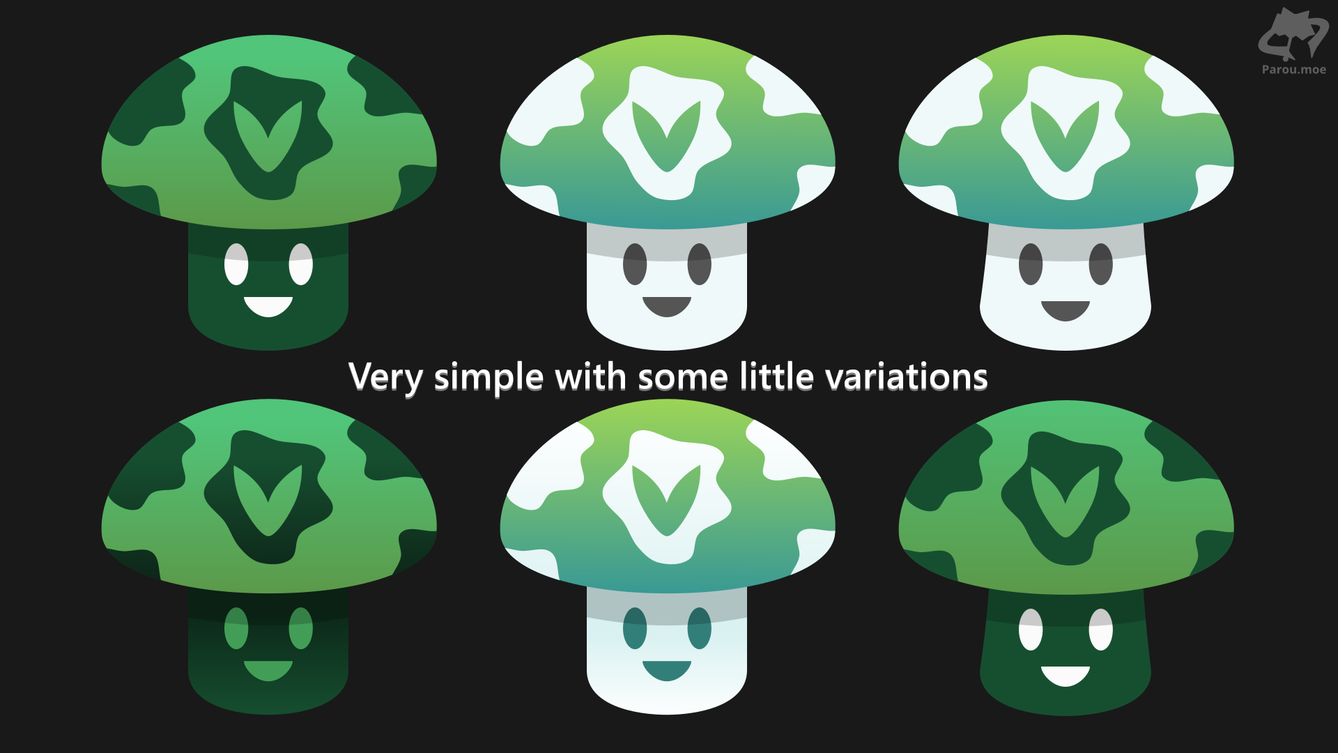 Vineshroom Redesign (Vinesauce)